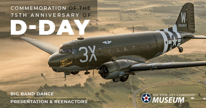 2019 Commemoration of the 75th Anniversary of D-Day - Air ...  2019 Commemorat...