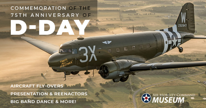 (UPDATED) – Commemoration of the 75th Anniversary of D-Day ...  (UPDATED) – C...