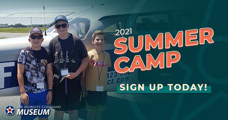 2021 Aviation Summer Camp